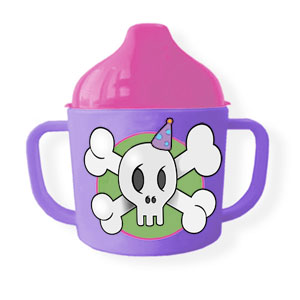 sippy cup for carb loading