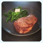 Steak_Brocolini